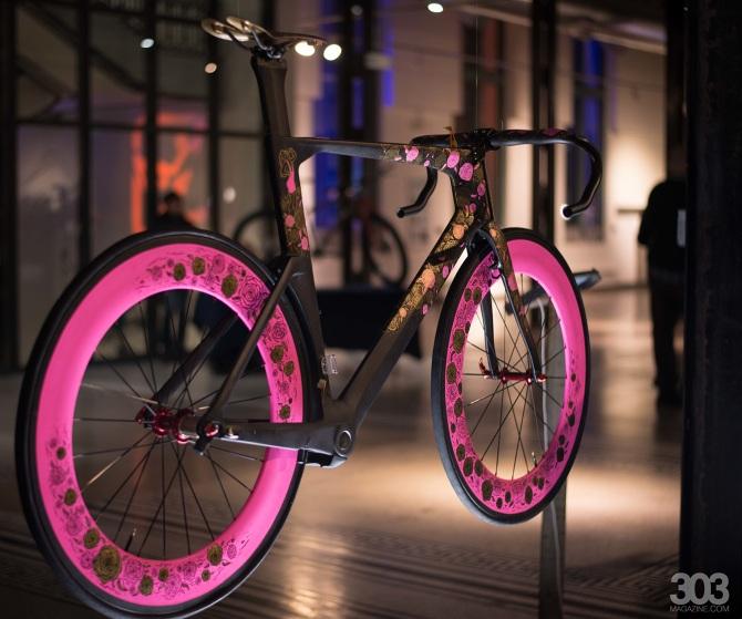 Denver Art Bike Lindsay Martin Design