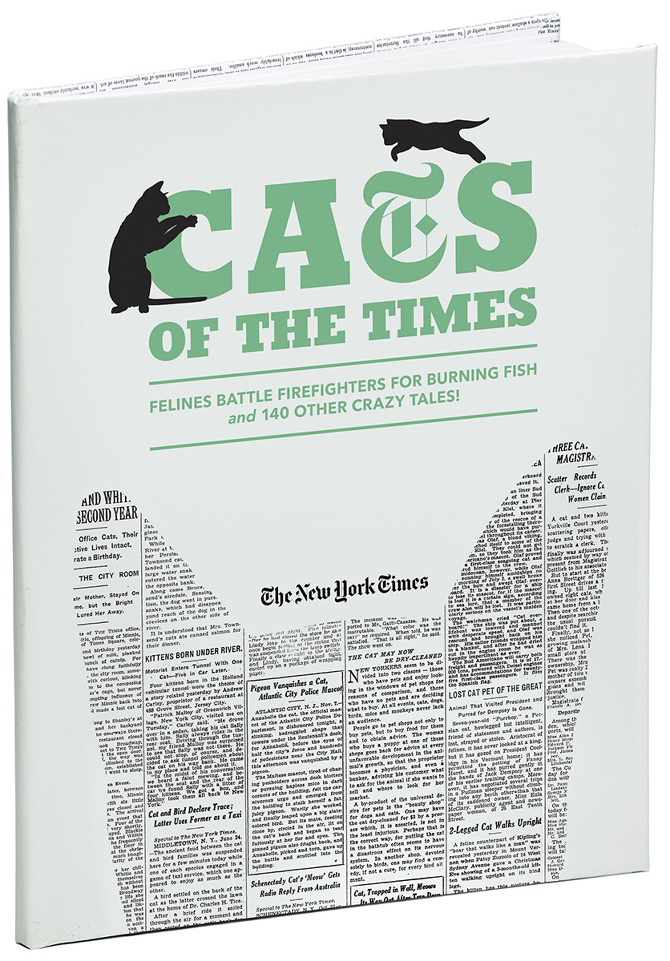 Cats of The Times - M. Ryan Murphy | New York Times Archives