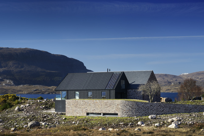 Corry Rural Design Architects Isle Of Skye And The