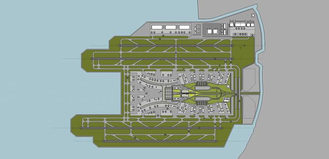 New Manila International Airport Master Plan (2011-2012) - OTC